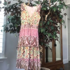 Dresses & Skirts - Floral dress. Spring is here!